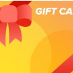 Gift Card with Text
